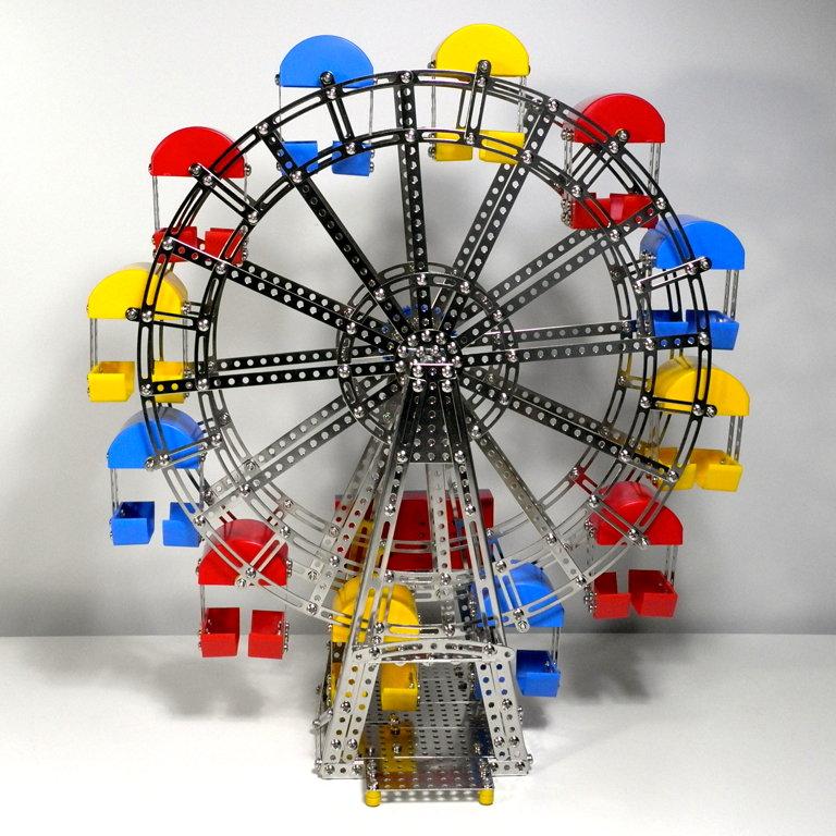 aki s stocktaking eitech c17 ferris wheel